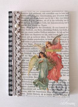 Notizbuch zwei Engel