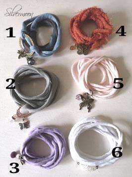 Wickelarmband - gratis