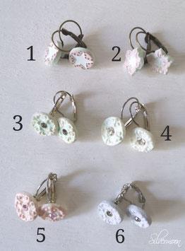Ohrringe handmade - gratis