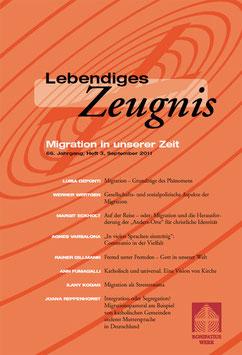 MIGRATION IN UNSERER ZEIT  - 2011 Heft 3 - 66. Jahrgang