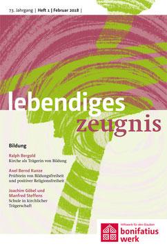 BILDUNG  - 2018 Heft 1 - 73. Jahrgang
