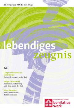 ZEIT - 2015 Heft 2 - 70. Jahrgang