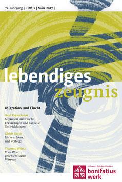 MIGRATION UND FLUCHT  - 2017 Heft 1 - 72. Jahrgang