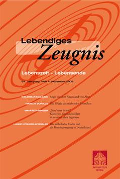 LEBENSZEIT - LEBENSENDE - 2009 Heft 4 - 64. Jahrgang