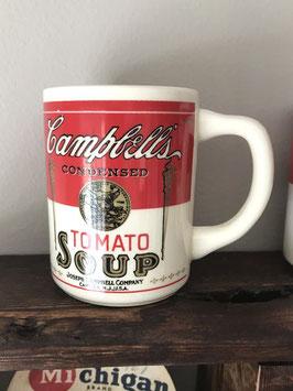 商品番号18033 キャンベルスープ陶器マグ