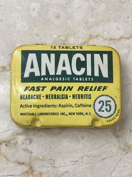 商品番号21008 ANACIN錠剤缶
