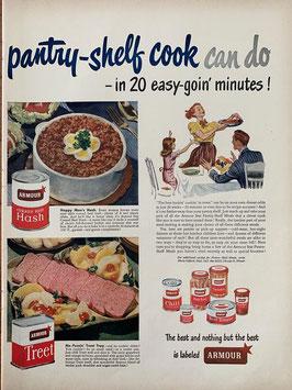 商品番号19066I 雑誌「LIFE」1940年代広告 額なし見開き