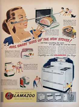商品番号19066A 雑誌「LIFE」1940年代広告 額なし