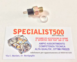 BULBO SPIA PRESSIONE OLIO  500 - 126 - PANDA 30 - INTERRUTTORE PRESSIONE OLIO -