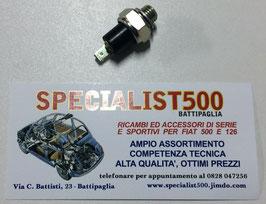 BULBO SPIA PRESSIONE OLIO  500 - 126 REGISTRABILE