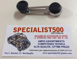 MANIGLIA ALZAVETRO ALTA QUALITA' MODELLO SIMILE ALL'ORIGINALE 500 L