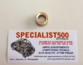 BOCCOLA OTTONE SUPPORTO (SEMINPRESA) DISTACCO FRIZIONE CUSCINETTO REGGISPINTA 500 TT - 126 TT