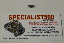 CHIAVETTA FISSAGGIO ALBERO MOTORE FIAT 500 / 126