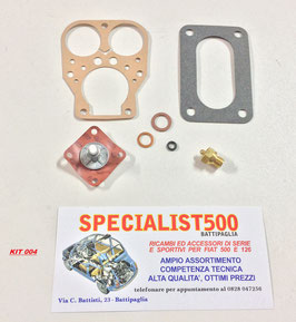 KIT REVISIONE CARBURATORE PANDA 30    SOLEX 30 DID 1