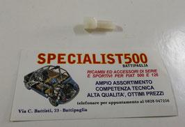 TESTA SNODO PLASTICA COMANDO ACCELERATORE REGISTRABILE FORO DIAMETRO 5mm