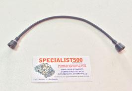 CAVO SILICONICO cm 40 - DIAMETRO 7 - COLLEGAMENTO SPINTEROGENO ALLA BOBINA - 500 TUTTE 126 TUTTE