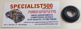 ROSETTA SOTTOMANIGLIA ALZAVETRO IN PLASTICA NERA 500 F - R TIPO BASSO