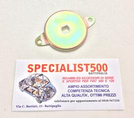 COPERCHIO SUPERIORE CONVOGLIATORE RISCALDAMENTO FIAT 500 T.T. - 126 T.T.