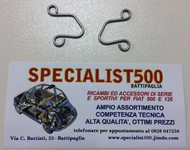 COPPIA MOLLE PER CALOTTE E TAPPI SPINTEROGENO 500 - 126