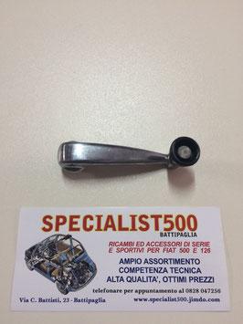 MANIGLIA   ALZAVETRO  500 D - GIARDINETTA - 600  - ALTA QUALITA'