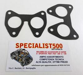 COPPIA GUARNIZIONI PER CARBURATORE FULVIA - 1100 R - CAMPAGNOLA - SOLEX PHH / PHHE 32 / 35 - WEBER DCOE 32 - DELLORTO DHLB 32 / 35