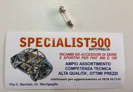 LAMPADINA LUCE DI CORTESIA SPECCHIETTO RETROVISORE FIAT 500