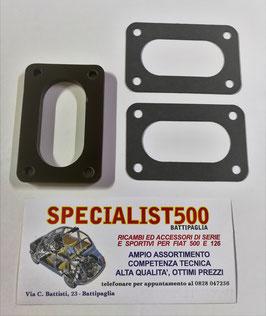 BACHELITE PER CARBURATORI PANDA 30 - 850 COUPE' - 126 BIS
