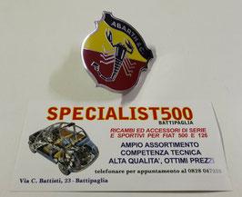 FIAT 500 F L R FREGIO SMALTATO PER MASCHERINA ABARTH ORIGINALE RAGNI