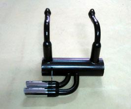 SCARICO SPORT STILE ABARTH 500 R - 126 TT