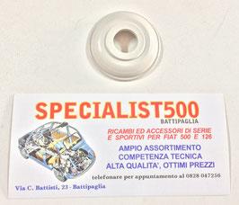 ROSETTA SOTTOMANIGLIA ALZA VETRO IN PLASTICA GRIGIA 500 N D - 600 TUTTE - 1100 TUTTI