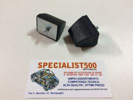 COPPIA PARACOLPI SOSPENSIONE ANTERIORE 500 TUTTI I TIPI - 126 TUTTI I TIPI - 600 - 850
