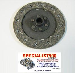 DISCO FRIZIONE 20 CAVE FIAT 500 N D
