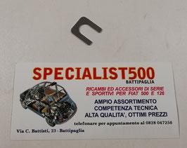 SPESSORE  2,0  PER CAMPANATURA RUOTA  BRACCI ANTERIORI FIAT 500