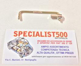 ASTA COMPLETA TERMOSTATO CONVOGLIATORE RISCALDAMENTO  500 T.T. - 126 T.T.