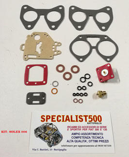 KIT REVISIONE CARBURATORE SOLEX C 32 PHH