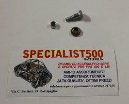 KIT VITE SPECIFICA GIUNTINO LEVA MARCE - CAMBIO 500 TT - 126 TT