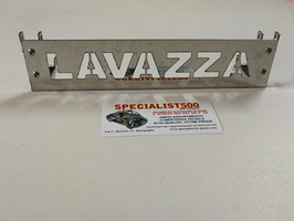 GRIGLIA ALZACOFANO  LAVAZZA  IN ACCIAIO INOX  SUPER LUCIDO