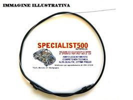 FILO APRICOFANO COMPLETO DI GUAINA PER 500 D - F 1à SERIE - GIARDINETTA