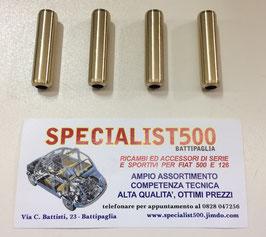 SERIE GUIDE VALVOLE STELO 8  X 13 PER 500 D - F - L -  GIARDINETTA