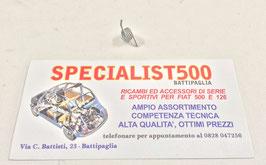 MOLLA RIPARO MANIGLIA ESTERNA FIAT 500 D - 500 GIARDINIERA  - 600