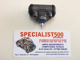 CILINDRETTO FRENI ANTERIORE 500 R - 126