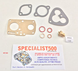KIT REVISIONE CARBURATORE SOLEX 28 IB ABARTH