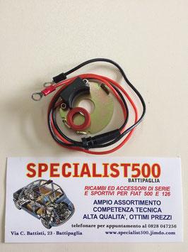 KIT ACCENSIONE ELETTRONICA 500  - 126  - (NO 126 BIS)