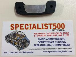 SCONTRO FERRO E GOMMA SULLA PORTIERA 500 N - 500 D - 500 GIARDINETTA