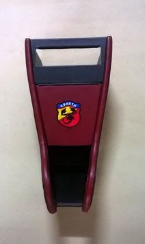 MOBILETTO  PORTARADIO  BORDO'  LOGO ABARTH