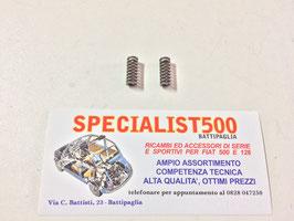 COPPIA MOLLE SEMIASSI 500 D - F DIAM. 19