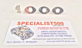 SCRITTA PER ABARTH  OT 1000  FIAT 600 - 850