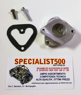 COLLETTORE TESTA 500 & 126 MONOCONDOTTO PER CARBURATORE UNO FIRE - WEBER TLF 32