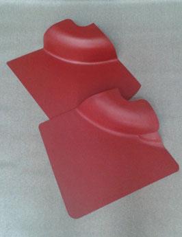 PANNELLI POSTERIORI LISCI ROSSI  500 F R