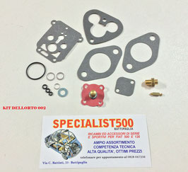 KIT REVISIONE CARBURATORE DELLORTO FZD 24 - 30  /  28 - 32
